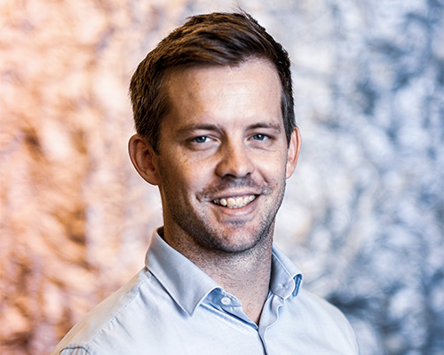 James Sharp | SA Business Development Manager | Energy Drive